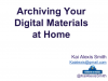 pequot-library-archiving-your-digital-materials-at-home-tech-teach-series-march-21-2013